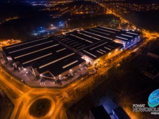 Fabryka Gedii w Nowej Soli. Fot. Karol Kolba