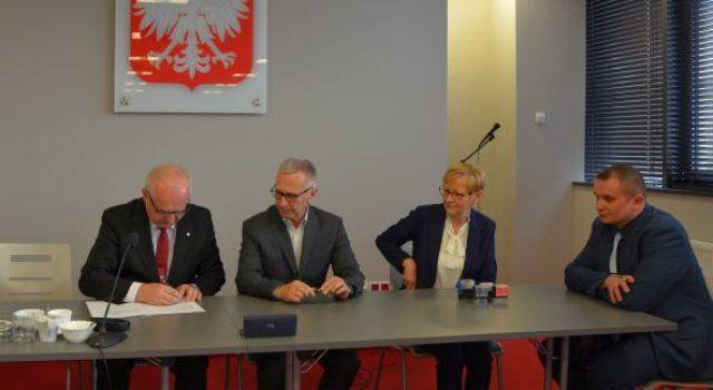 Umowy nadrogi powiatowe podpisane