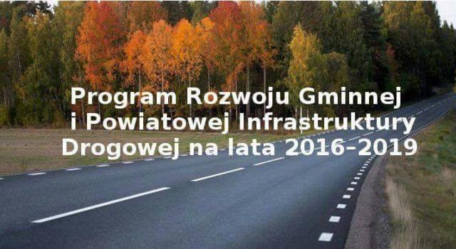 Powiat stawia naremont kolejnych dróg