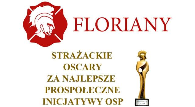 Wystartował Ogólnopolski Konkurs FLORIANY 2019!
