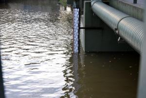 Poziom wody wporcie wynosił 508 cm
