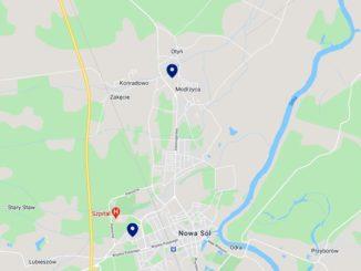 Mapę z oznaczonymi mobilnymi punktami badań na COVID-19 można znaleźć na stronie www.pacjent.gov.pl