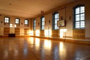 Sala gimnastyczna ZSP nr2