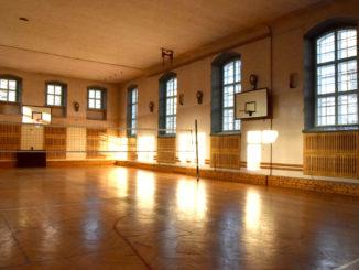 Sala gimnastyczna ZSP nr 2