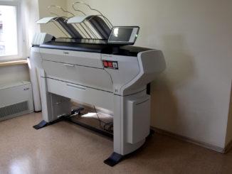 Ploter do druków wielkoformatowych
