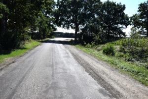 Droga powiatowa Jesiona - Tatarki