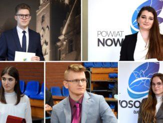 5 najlepszych absolwentów