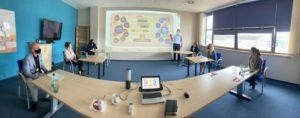 Spotkanie zprzedstawicielami AB World Foods nanowosolskiej strefie przemysłowej
