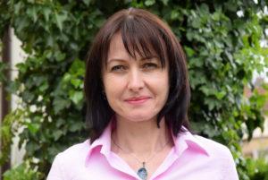 Monika Owczarek, sekretarz Powiatu Nowosolskiego