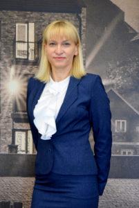 Iwona Bryoyowska + starosta