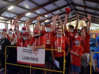 Reprezentacja Lubuskiego na Olimpiadach Specjalnych