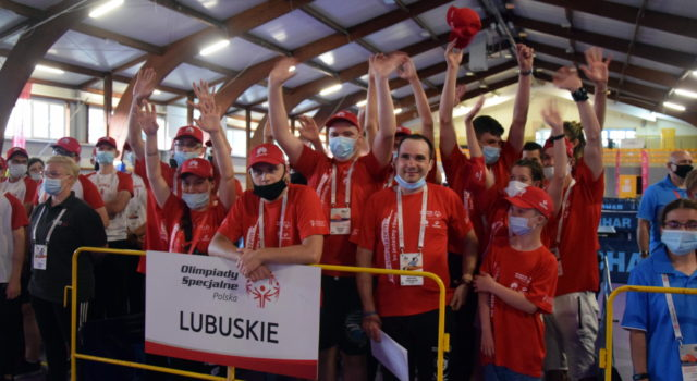 Najlepsi zawodnicy wPolsce przyjechali donas pozwycięstwo