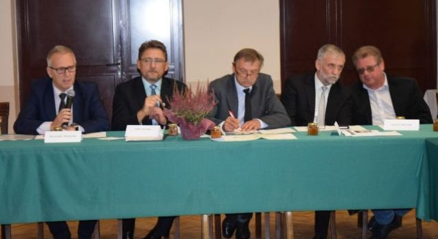 Wspólna sesja Rady Powiatu iRady Gminy